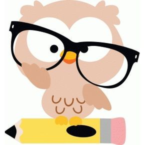 Owl clipart pencil. Silhouette design store view