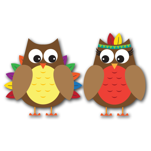 Owls clipart thanksgiving. Free owl cliparts download