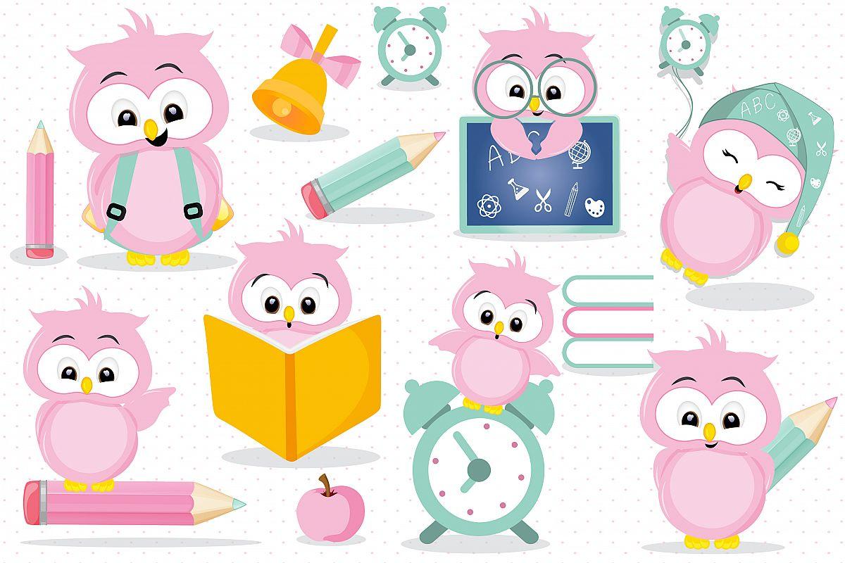 Owls clipart academic. School owl graphics