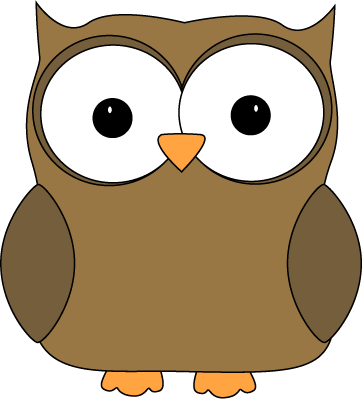Owls clipart brown owl. Pin on