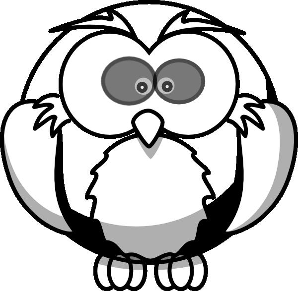 Owls clipart head. Large eye owl clip