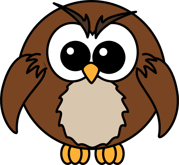Owls clipart row. Images of cartoon group