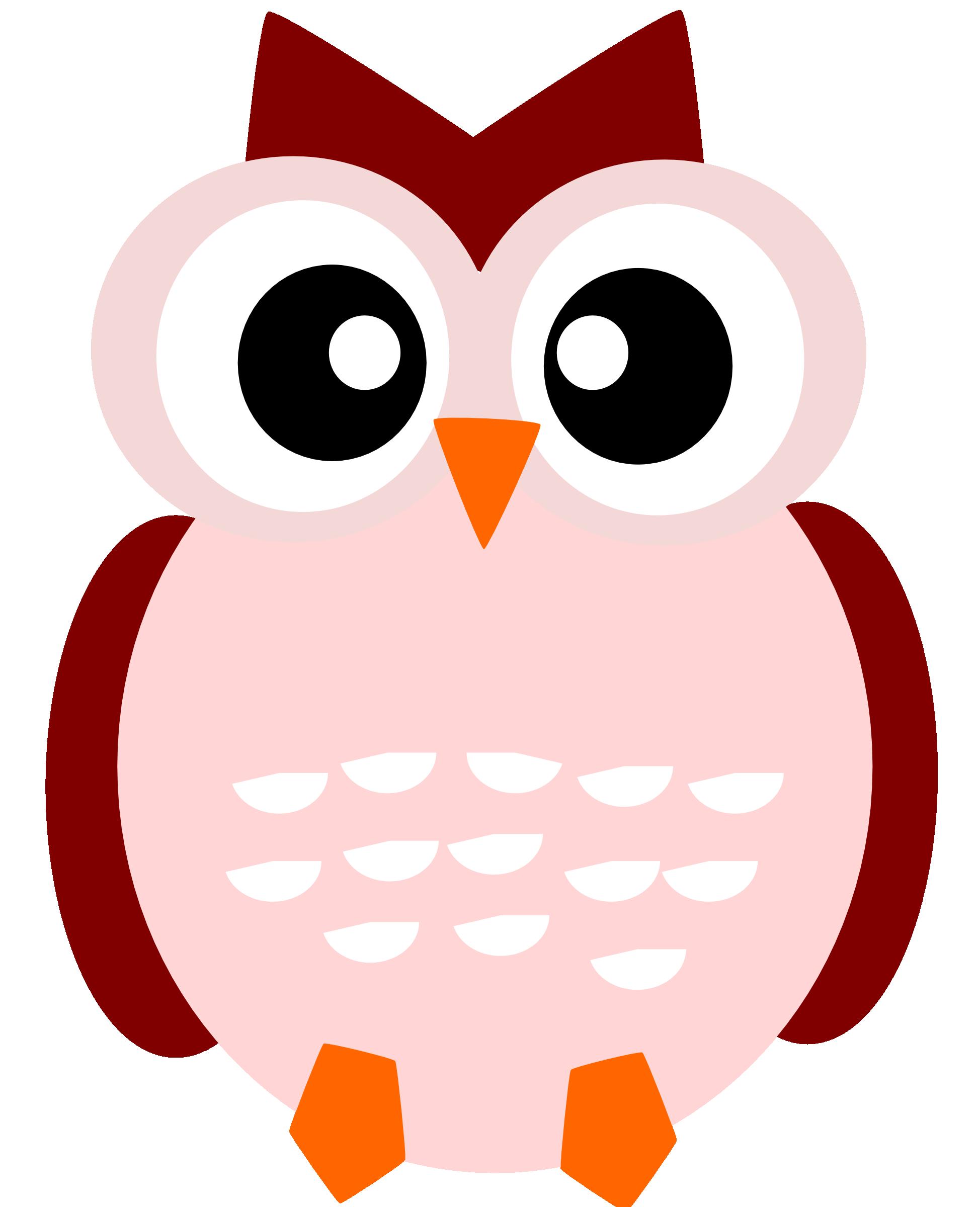 Owls clipart smart. On owl clip art