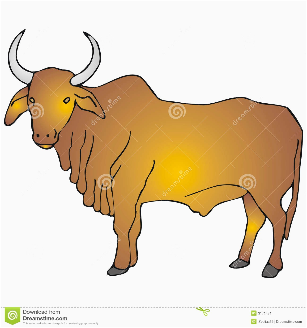 Bull lovely ideas. Ox clipart