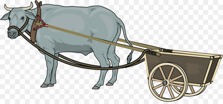 Ox clipart bullock. Bicycle cartoon png download