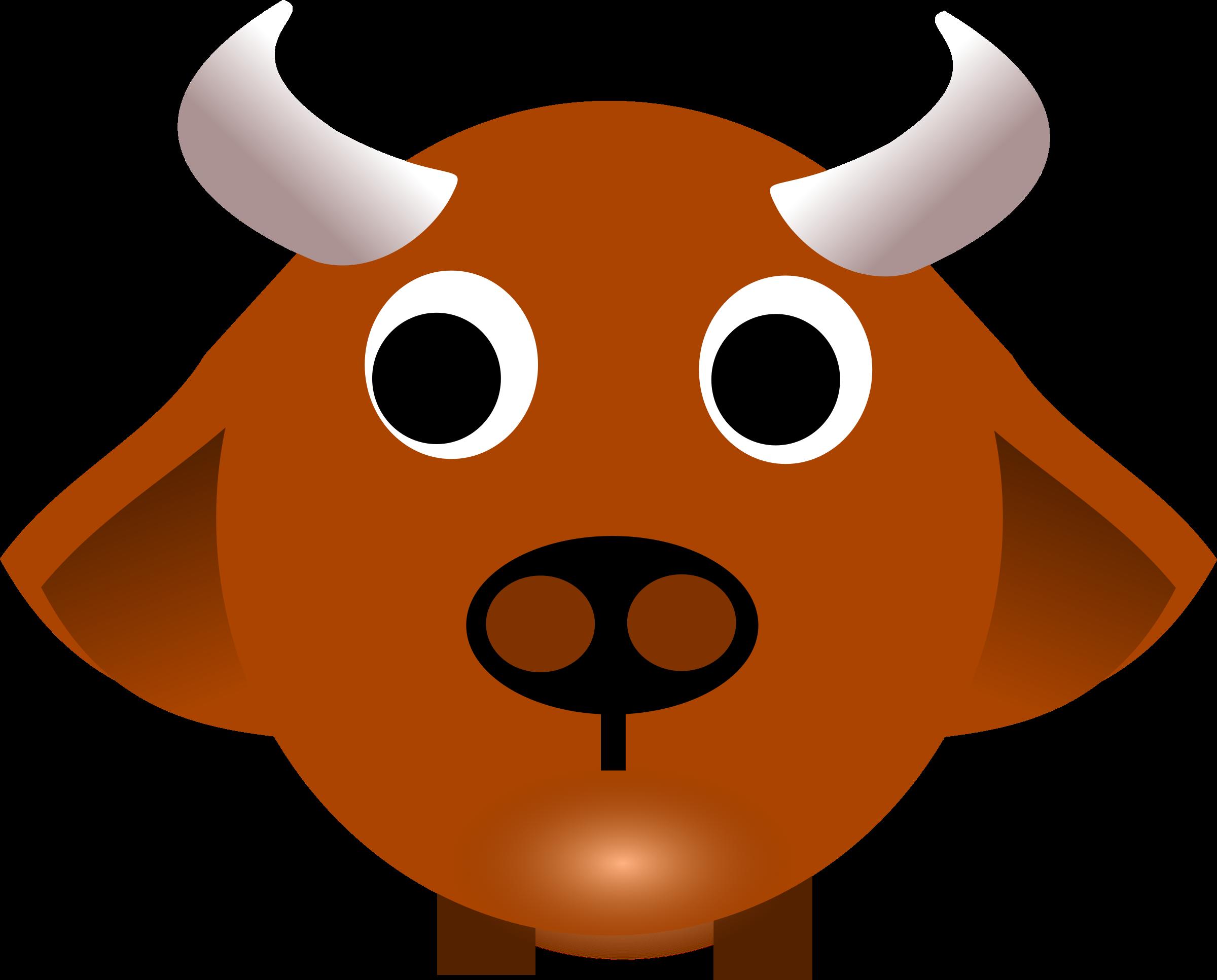 Ox clipart cute. Chinese zodiac big image