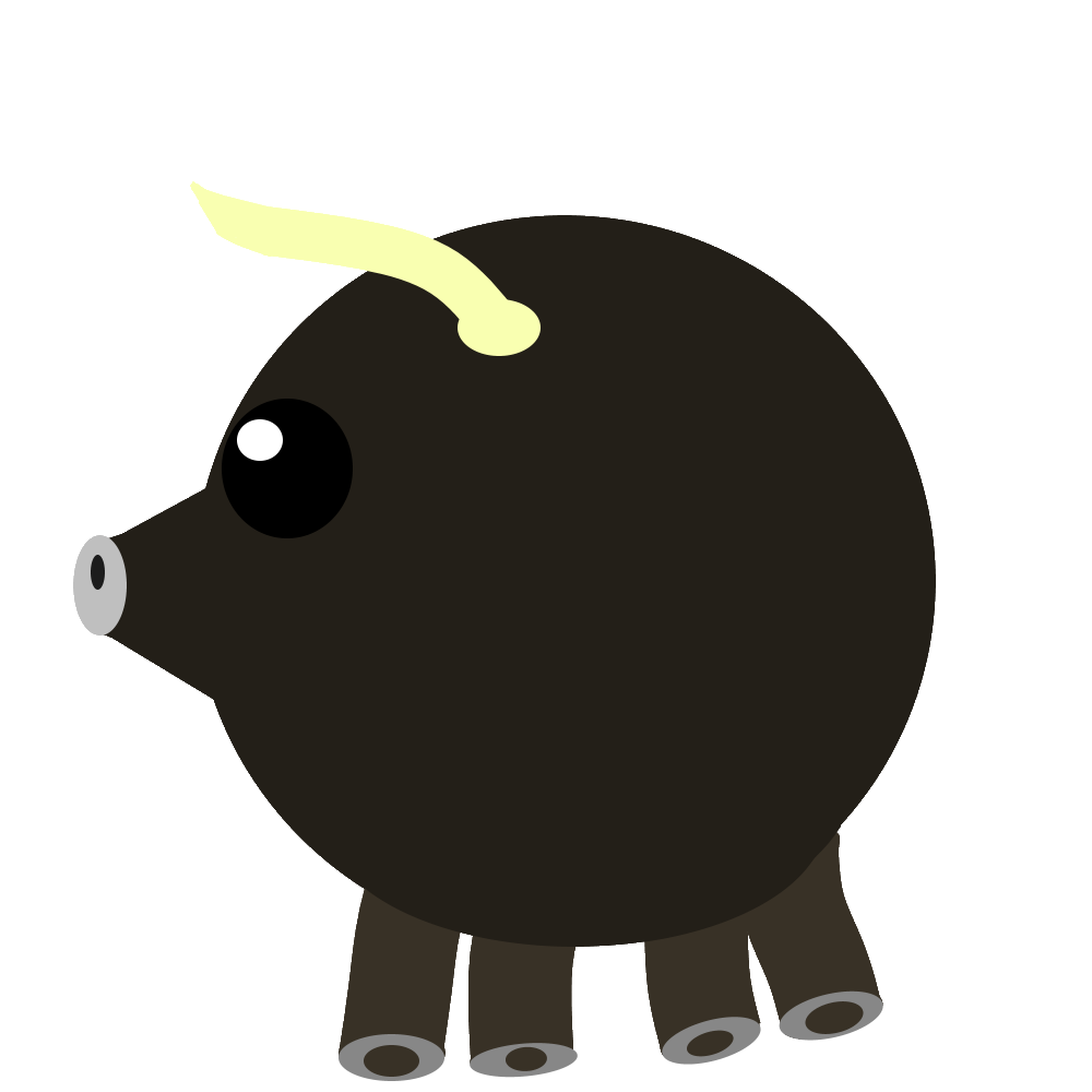 In d i know. Yak clipart musk ox