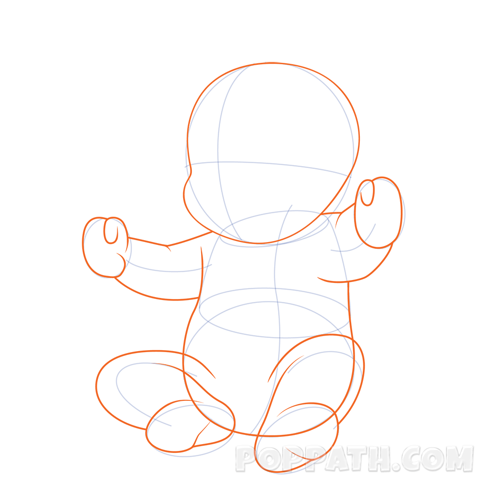 How to draw a. Pacifer clipart baby drawing