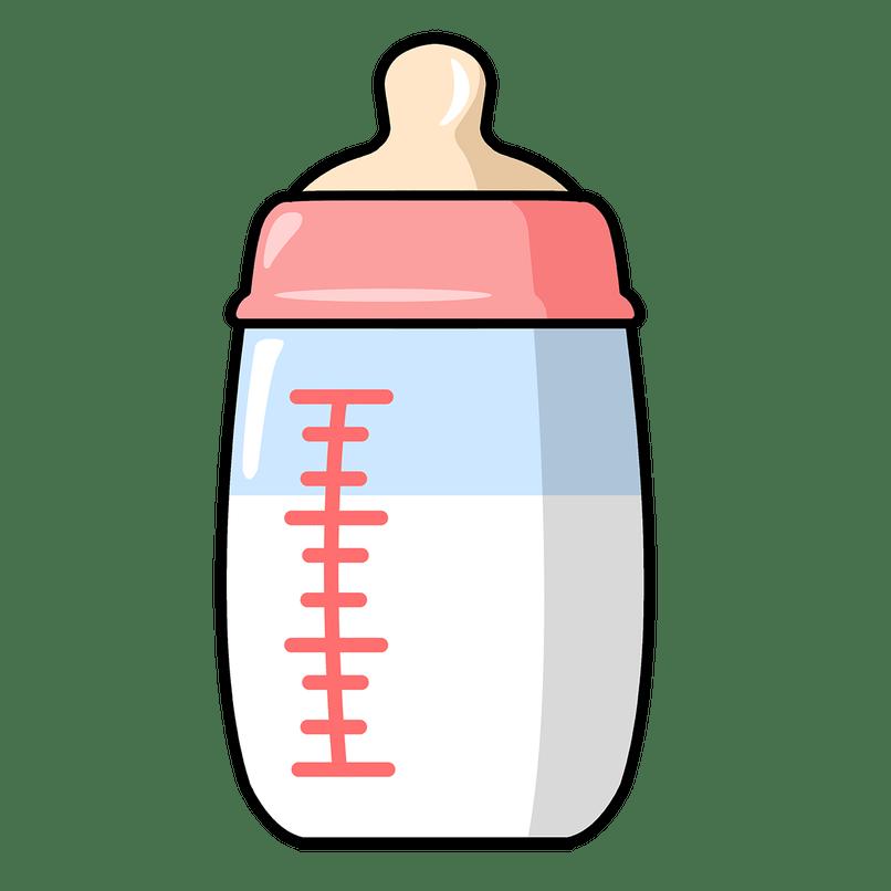 Pacifer clipart baby milk bottle. Cartoon pics reviewwalls co
