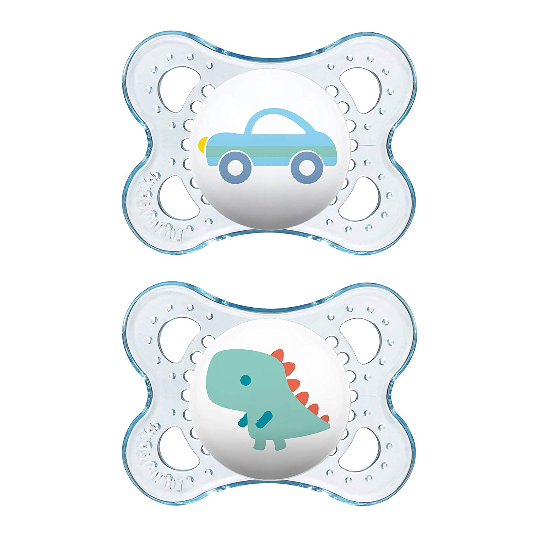 Amazon.com : MAM Start Newborn Pacifiers (2 pack, 1 Sterilizing Pacifier  Case), Newborn Baby Boy Pacifiers, Best Pacifier for Breastfed Babies, Self  Sterilizing Baby Pacifier Case, Baby Pacifiers : Baby Pacifiers : Baby