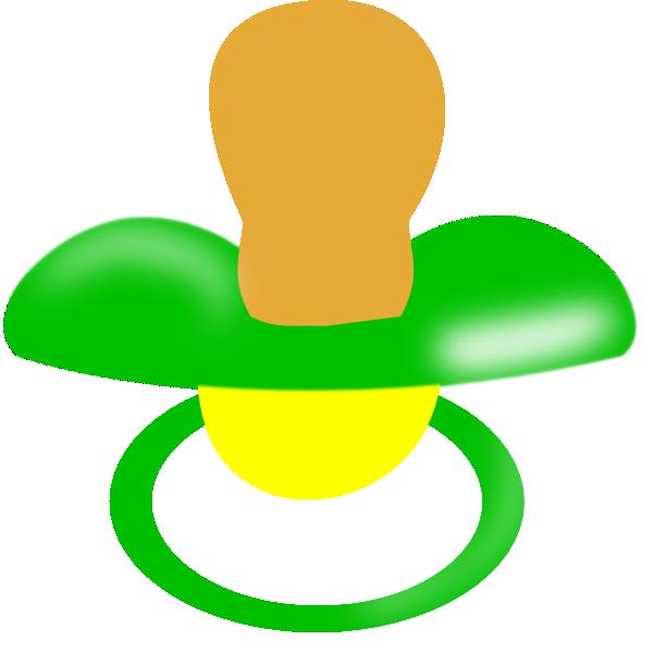 Pacifier green