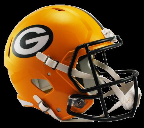 Green bay speed replica. Packers helmet png