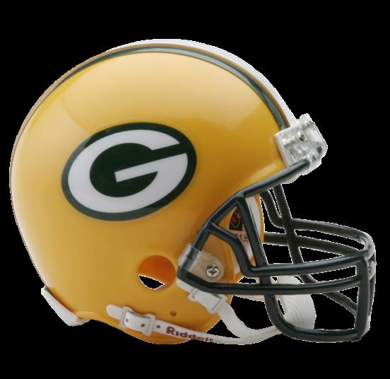 Green bay nfl mini. Packers helmet png