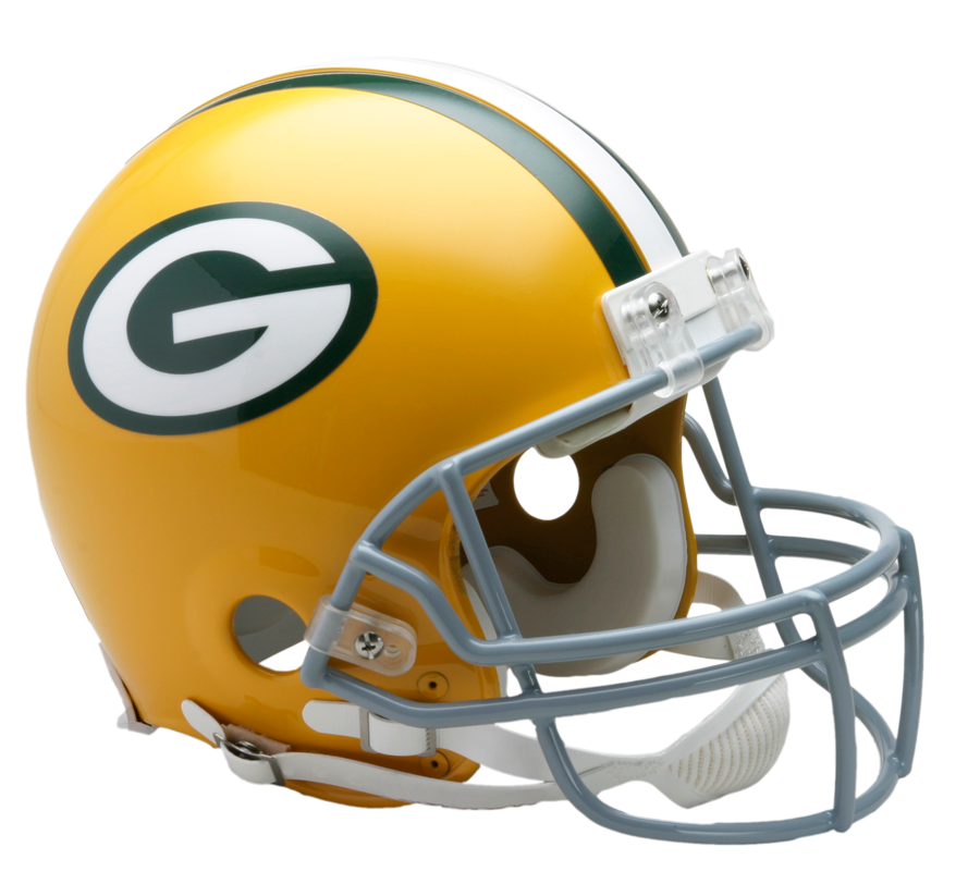 Packers helmet png. Green bay to authentic