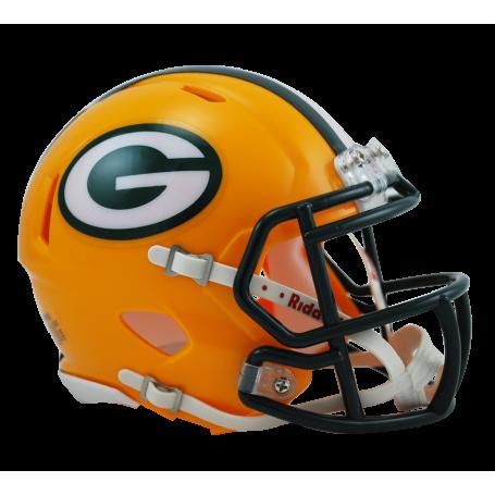 Green bay replica mini. Packers helmet png