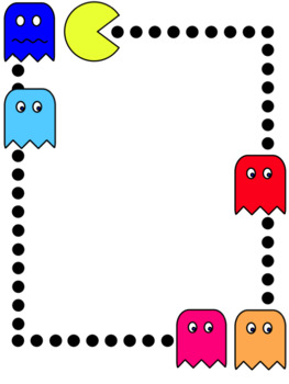 Pac man by simply. Pacman clipart