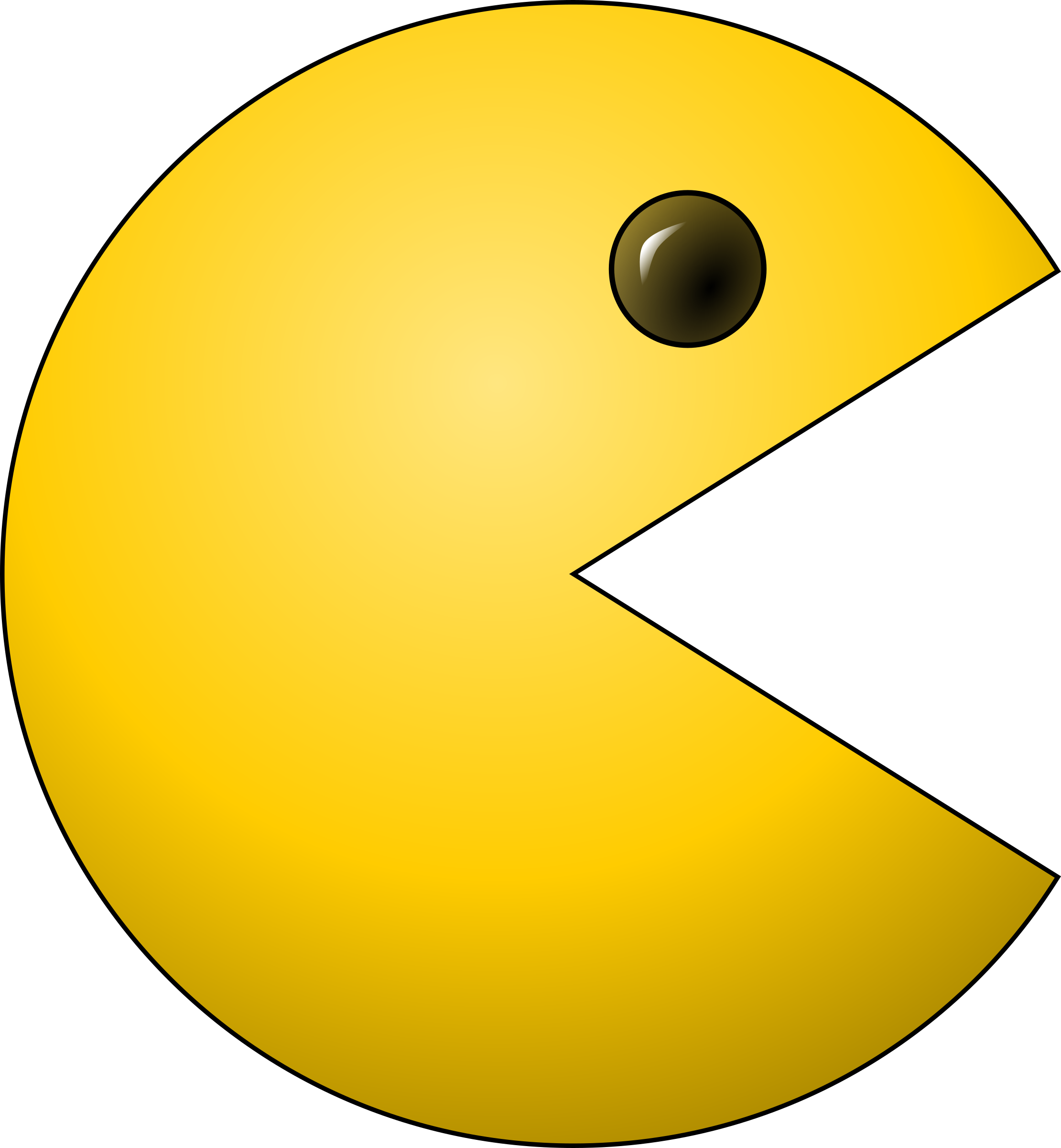 Big image png. Pacman clipart