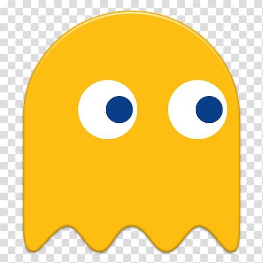 Pacman clipart orange. Ghost illustration pac man