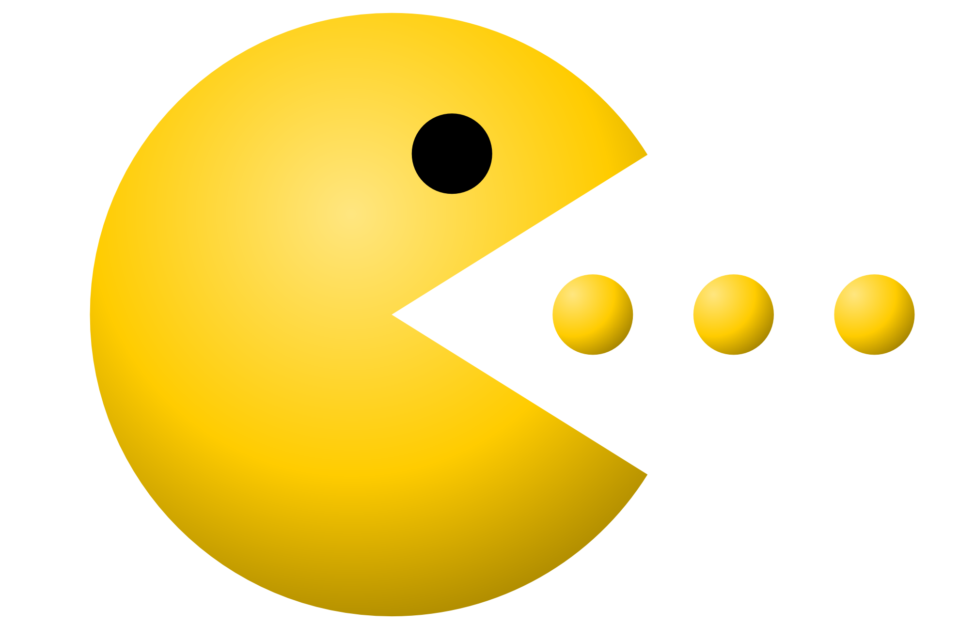 collection of high. Pacman clipart orange