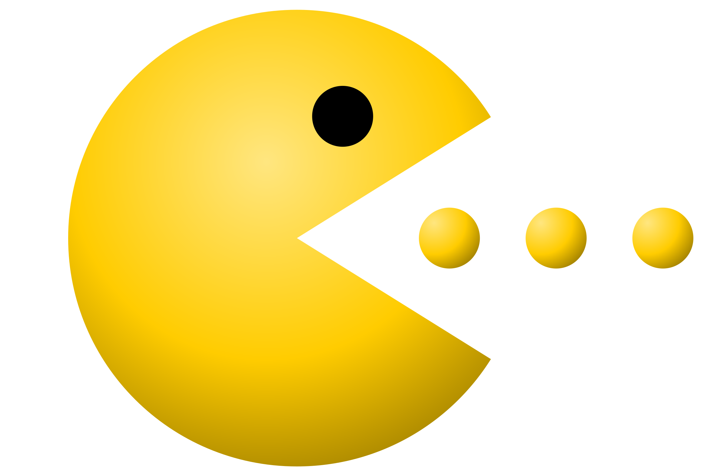 Pac man icons png. Pacman clipart orange