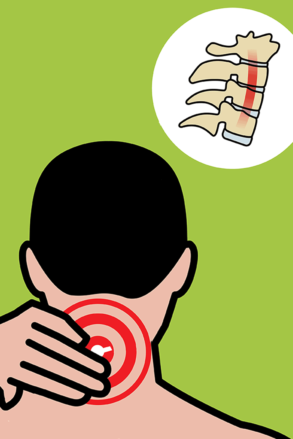 Pin on treatable solutions. Pain clipart muscle spasm