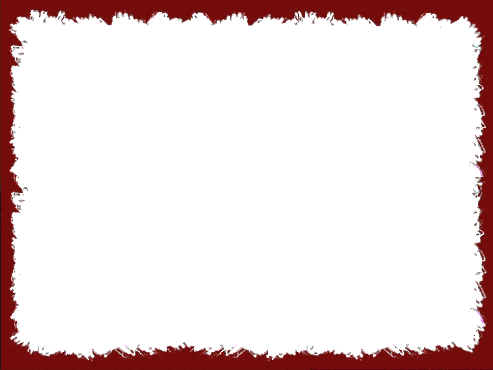 Christmas borders for powerpoint. Red border png