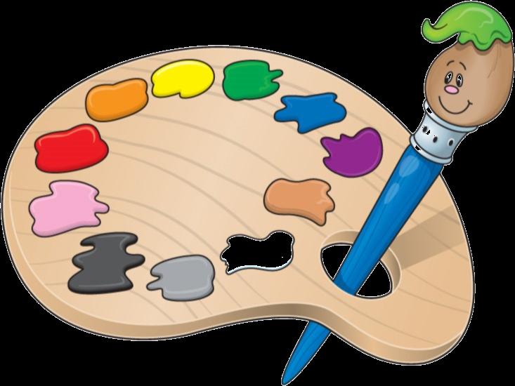 Paint clipart children's, Paint children's Transparent FREE for ...