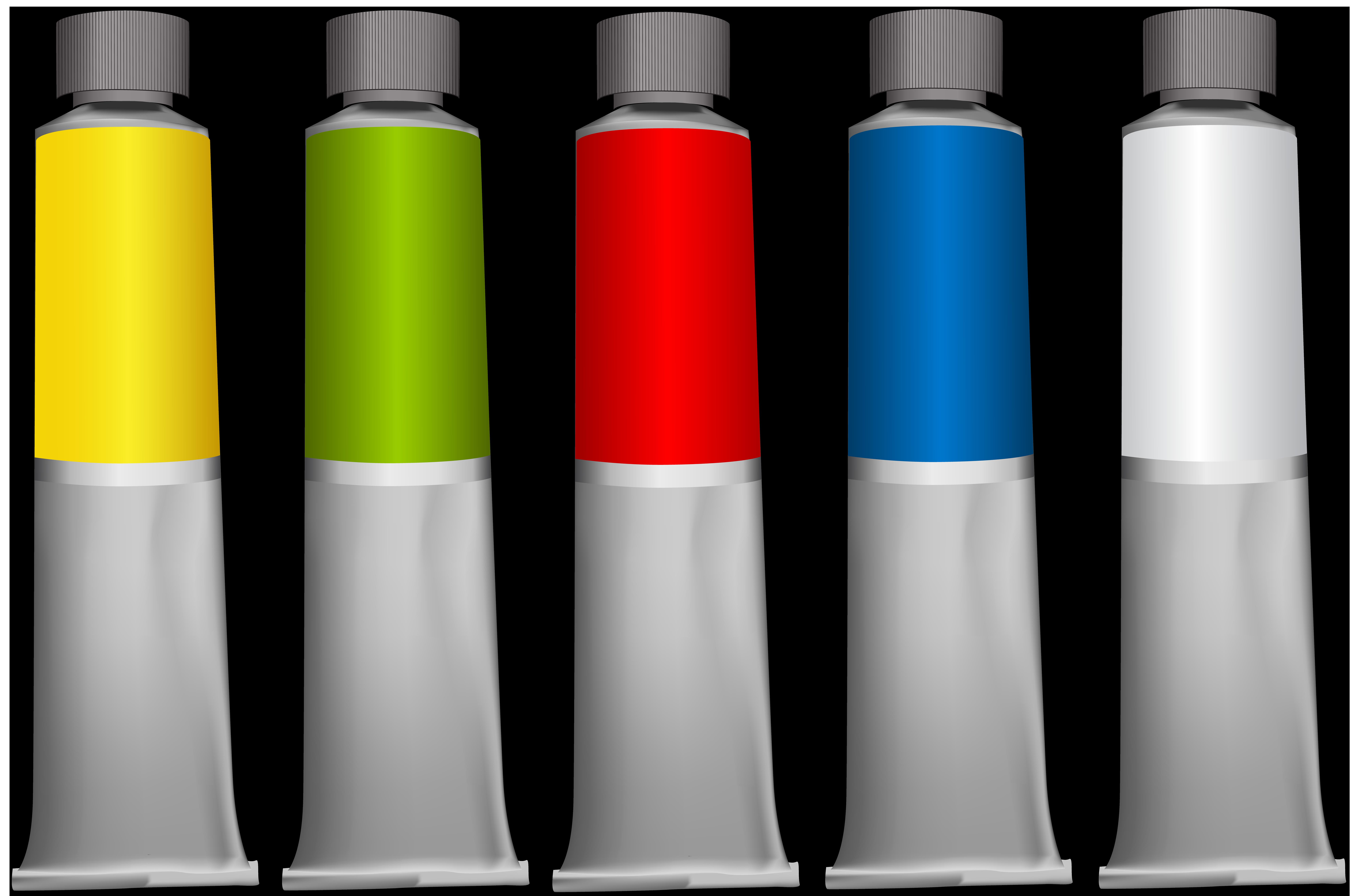 Paint clipart paint bottle. Oil paints png clip