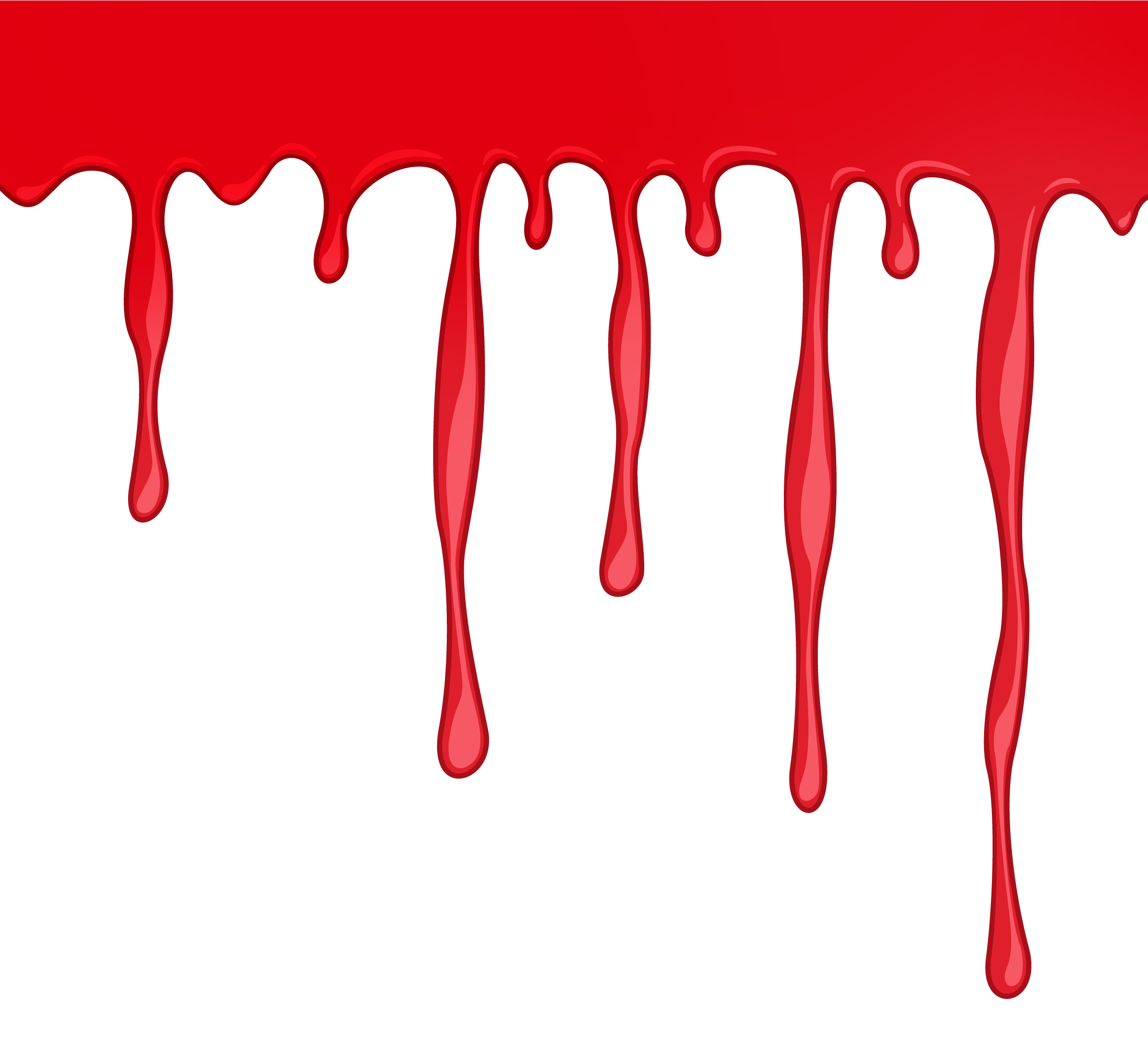 Paint clipart paint drip. Free png blood download
