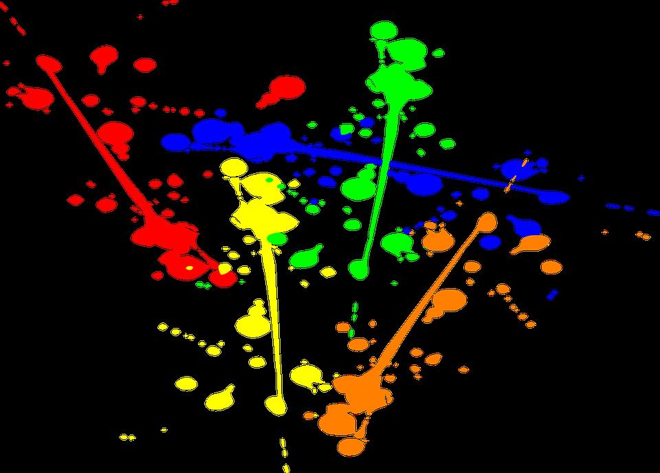 paint clipart paint drip