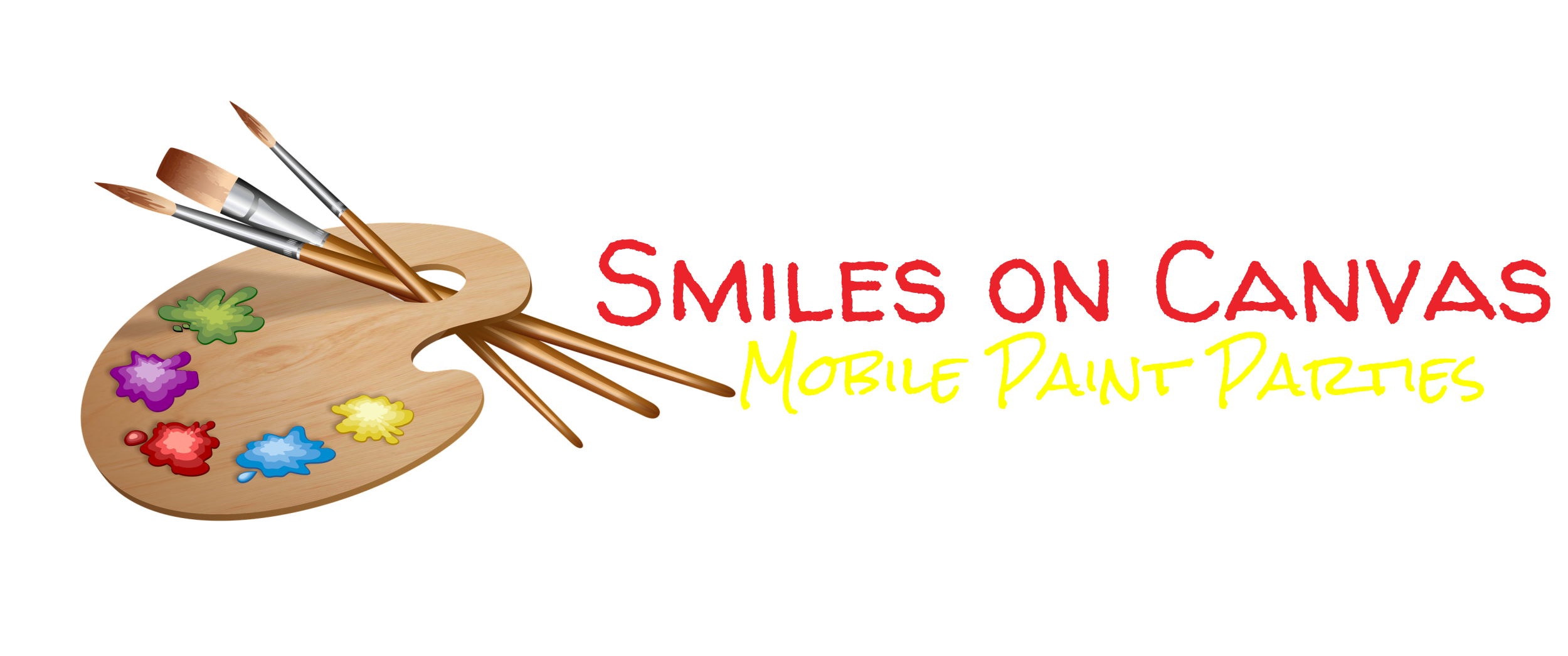 Terms and conditions smiles. Paint clipart paint plate