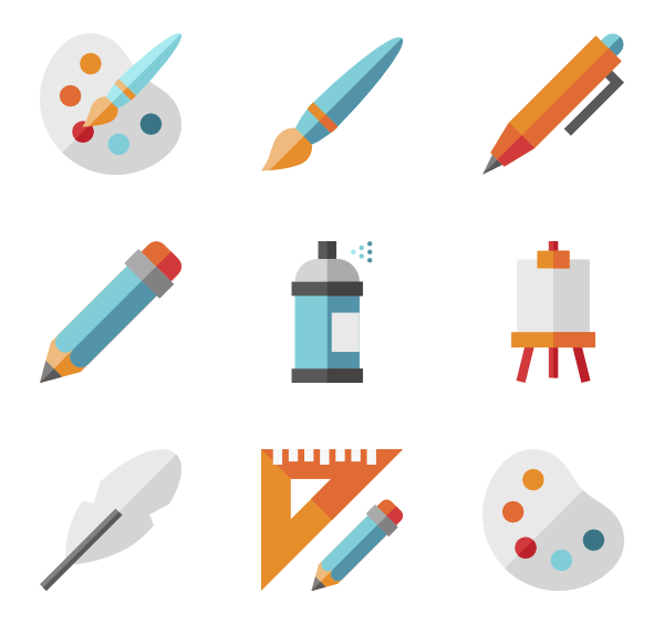 Painter clipart painter tool.  painting icon packs