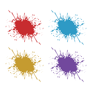 Images vectors and psd. Paint splatter vector png