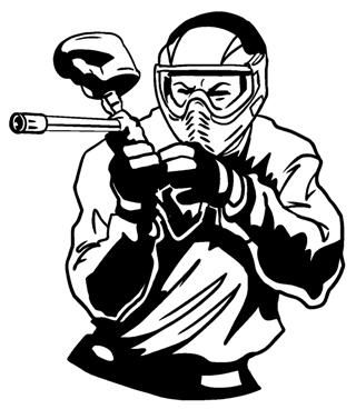 Paintball clipart. Drawing at getdrawings com