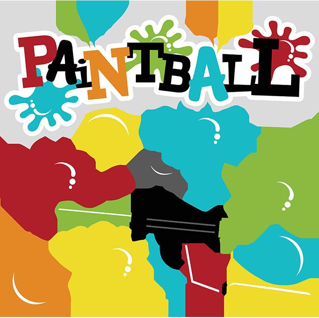 paintball clipart