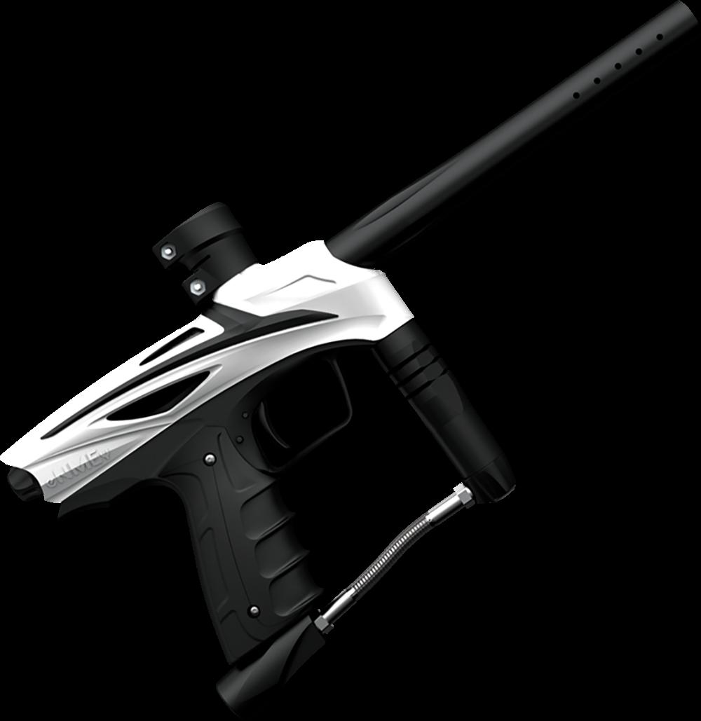 Gog enmey rally white. Paintball clipart paintball gun
