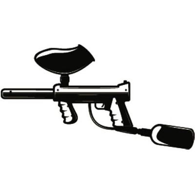 Paintball clipart paintball gun. Png dlpng com