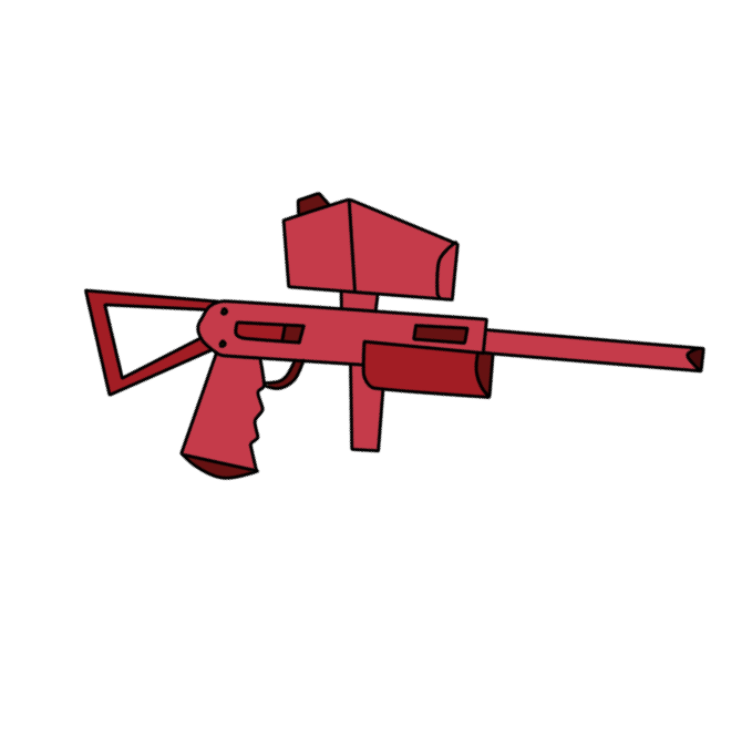 Image png total drama. Paintball clipart paintball gun