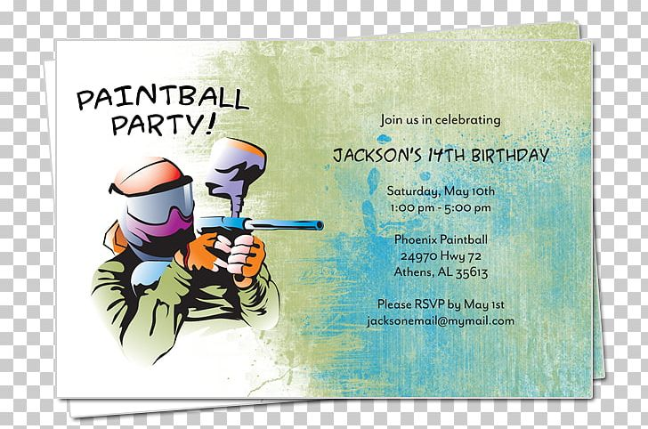 Paintball clipart paintball party. Wedding invitation convite birthday