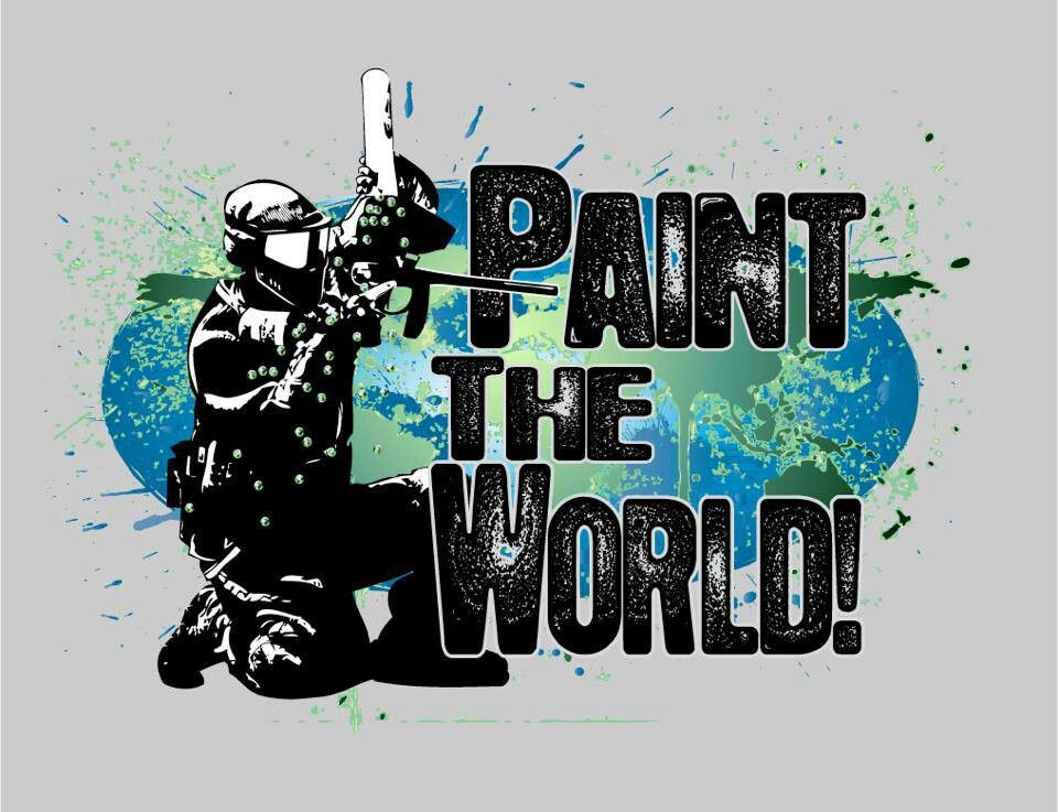 Paintball clipart word. Pin on