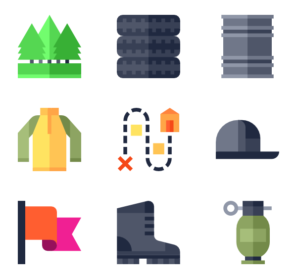 Paintball clipart word.  icon packs vector