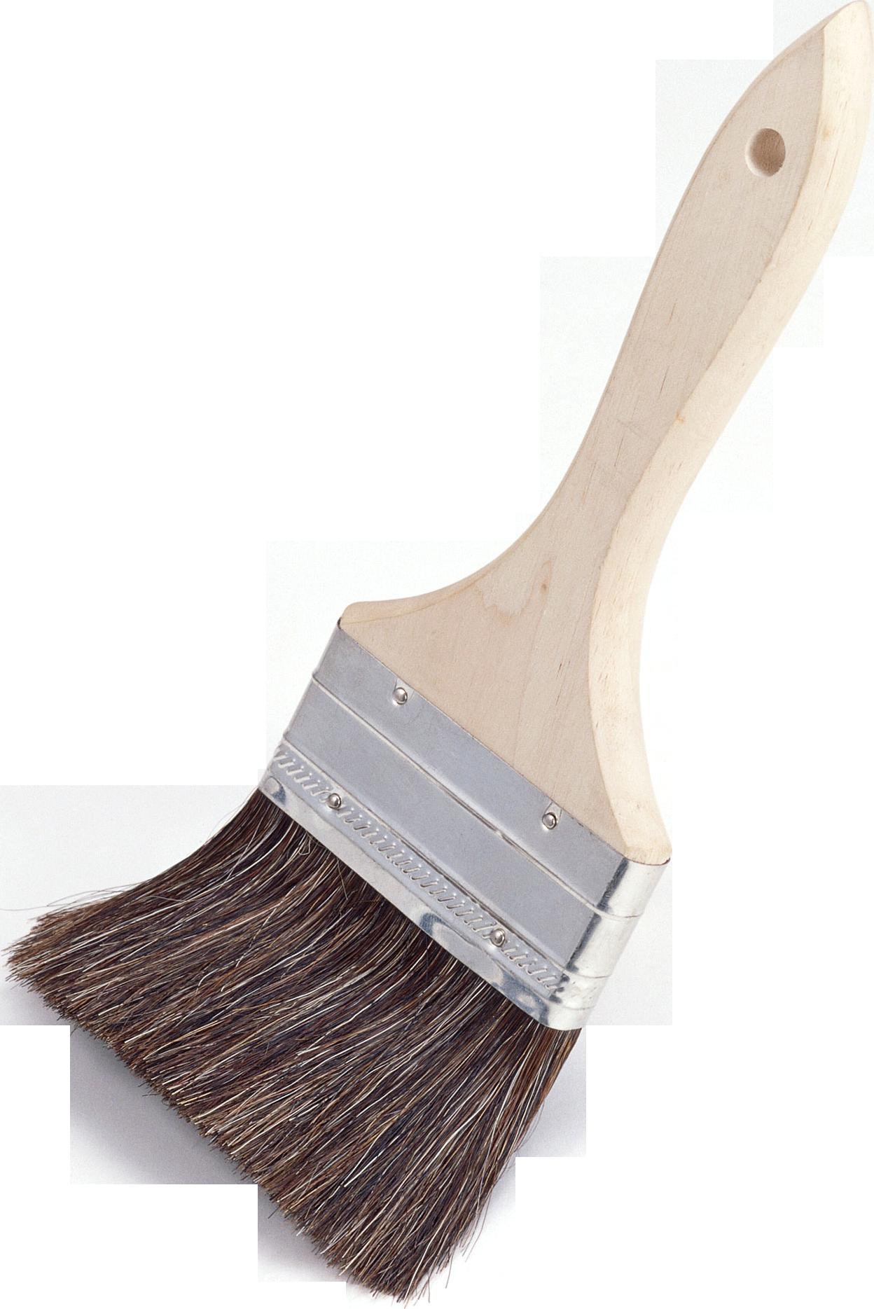 Paint brush png image. Paintbrush clipart 3 pencil