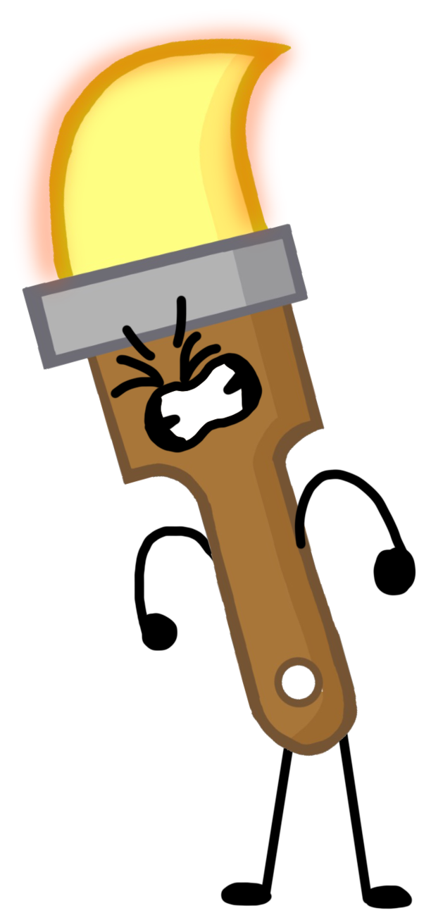 But in bfb style. Paintbrush clipart art contest