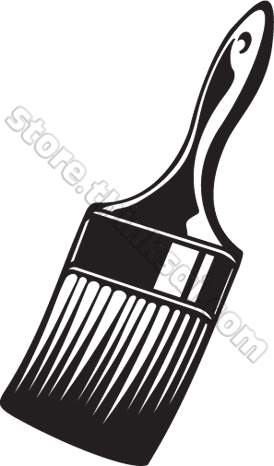 Paintbrush clipart brush line. Download paint brushes clip