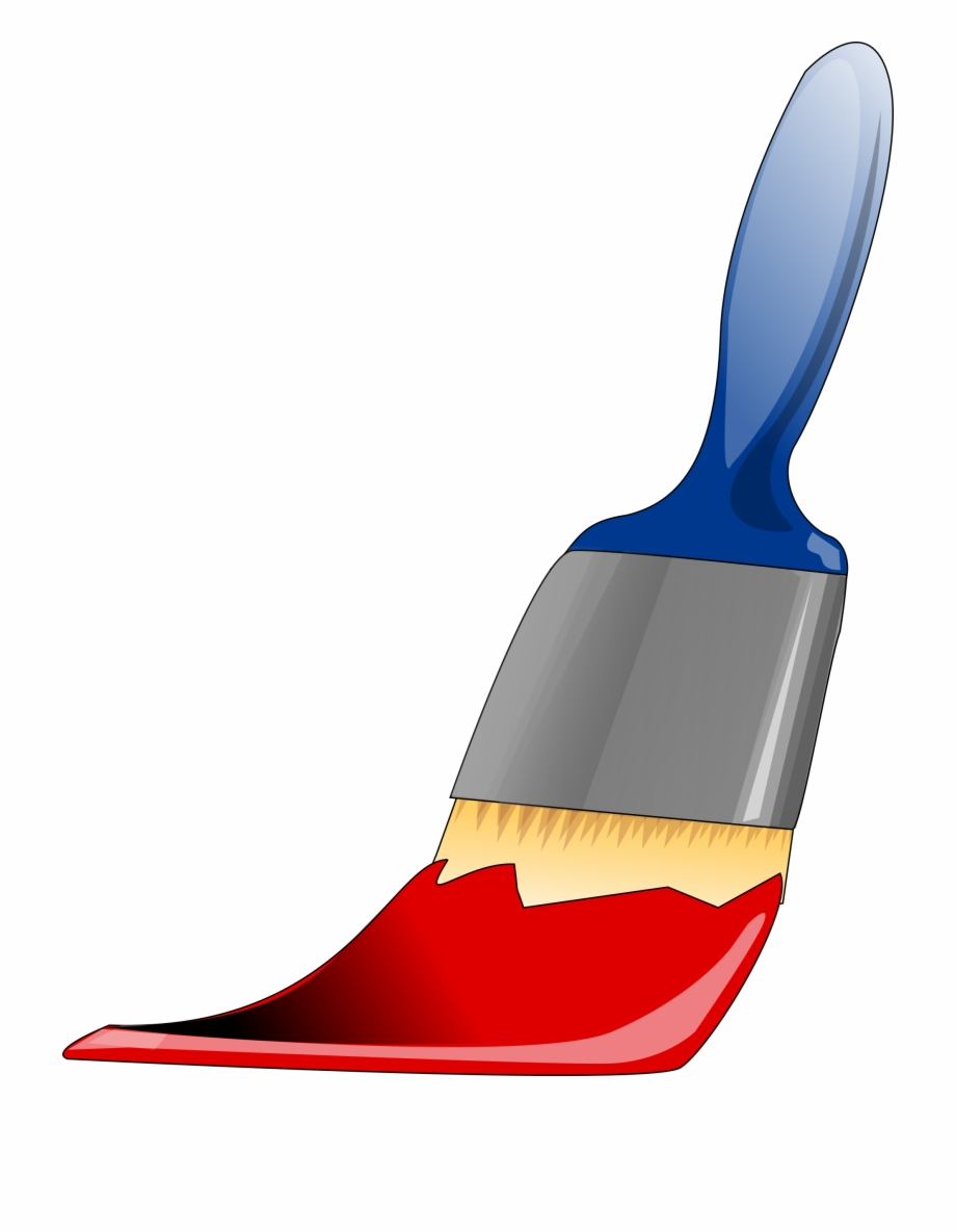 Paintbrush clipart brush tool. Painting paints png image