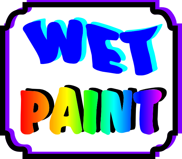 Wednesday clipart wet. Paint free download best