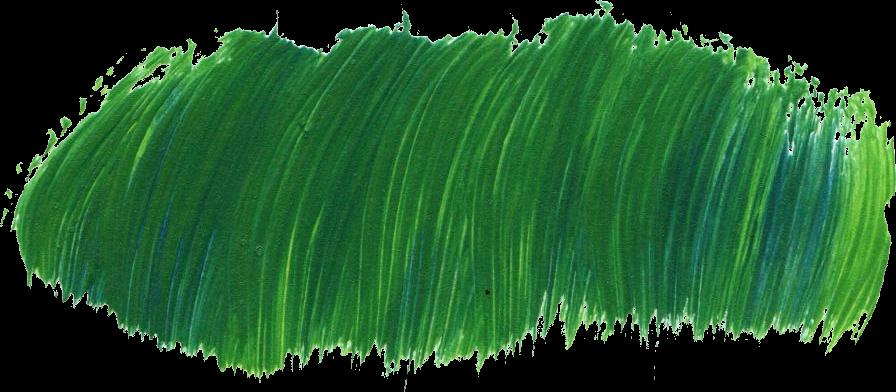 Paintbrush clipart green paintbrush.  paint brush stroke