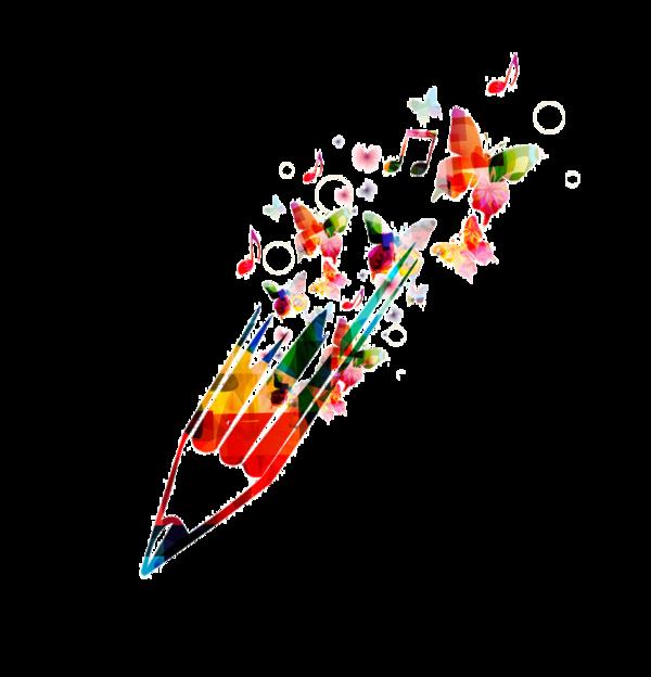 Crayons ecole scrap couleurs. Paintbrush clipart paint supply