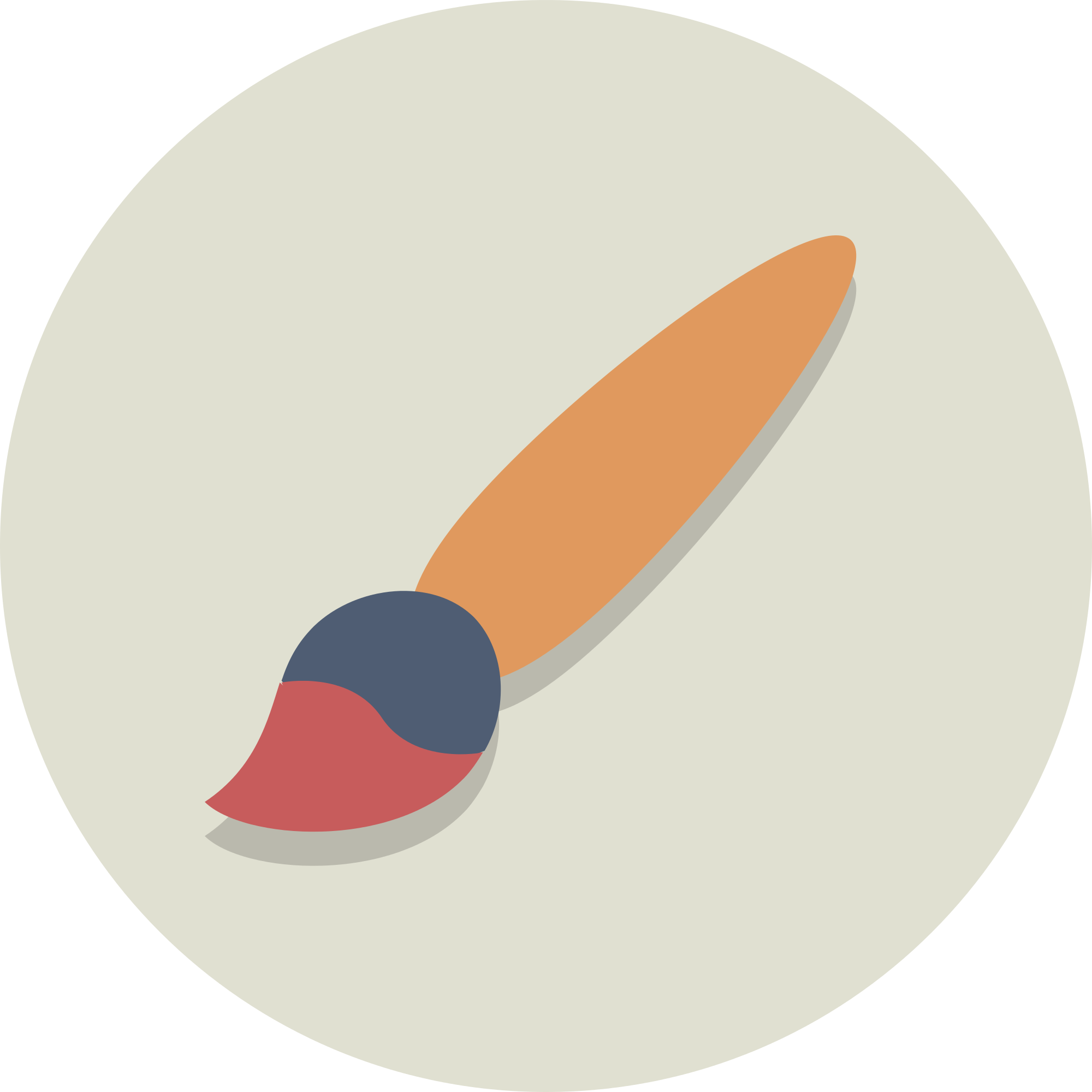 Paintbrush clipart svg. File circle icons wikimedia