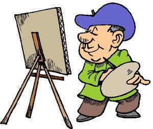 Painting clip picgifs com. Art clipart artwork